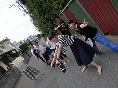 合宿(岩井海岸)1
