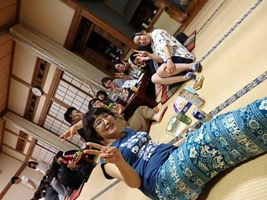 合宿(岩井海岸)5