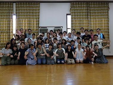 合宿(岩井海岸)8